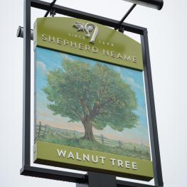 Walnut Tree, East Farleigh, Maidstone